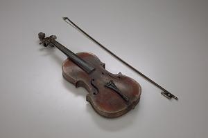 Image for Violin played by the enslaved man Jesse Burke
