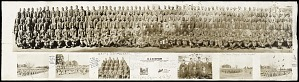Image for Photograph of World War II soldiers from Company D, 8th Battalion, Ft. Belvoir