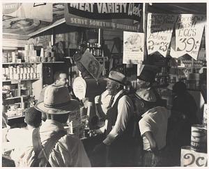 Image for Johnson's Grocery Store, Hampton, Va.