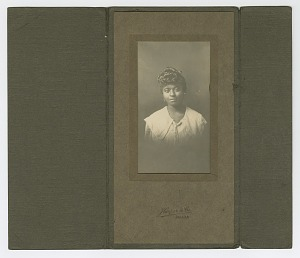 Image for Photograph of a woman