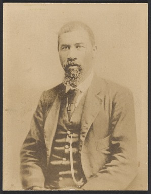 Image for Albumen print of Rev. Nelson W. Jordan