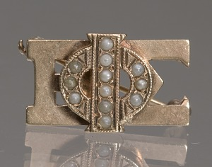 Image for Pin from the Phi Beta Sigma fraternity