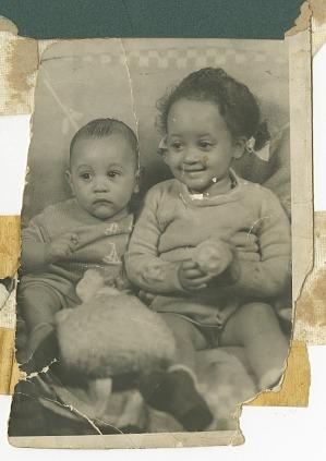 Image for Photograph of Margaret DeLorme and Waldo C. Falkener, Jr.