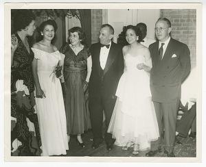 Image for Photograph of an Atlanta Life Insurance Company party