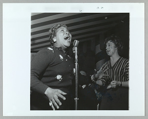 Image for Photographic print of Sister Rosetta Tharpe