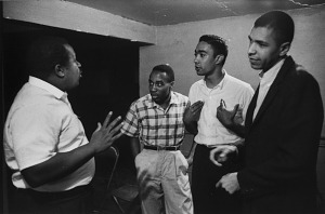 Image for Passive Resistance Training, Student Nonviolent Coordinating Committee (SNCC)