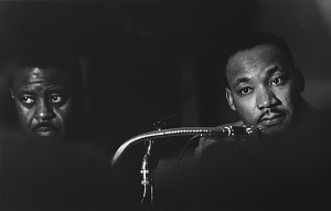 Image for Rev. Ralph Abernathy and Dr. Martin Luther King, Jr.