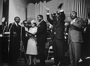 Image for Rosa Parks and Other Civil Rights Leaders, Sixteenth Street Baptist Church
