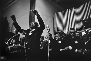 """Image for Singing """"We Shall Overcome,"""" Sixteenth Street Baptist Church"""