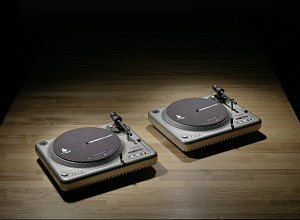 Image for Turntable used by Grand Wizzard Theodore