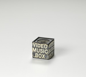 Image for Microphone box used by Ralph McDaniels on the television show Video Music Box