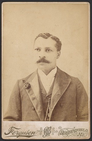 Image for Photograph of Tobe Brown