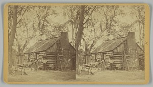 Image for Plantation Scene; Folks All Home