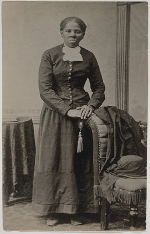 Image for Matte collodion print of Harriet Tubman
