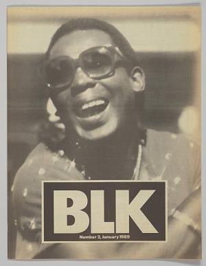 Image for BLK Vol. 1 No. 2