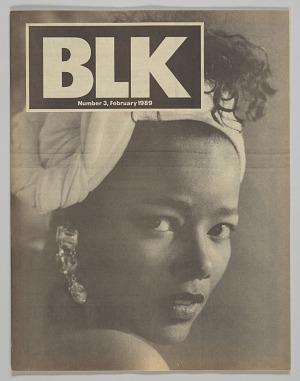 Image for BLK Vol. 1 No. 3