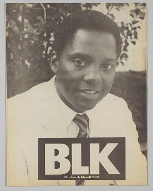 Image for BLK Vol. 1 No. 4