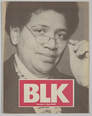 Image for BLK Vol. 1 No. 5