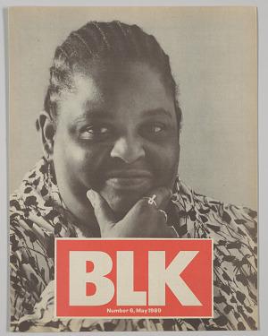 Image for BLK Vol. 1 No. 6