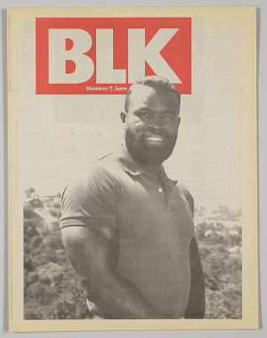 Image for BLK Vol. 1 No. 7