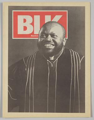 Image for BLK Vol. 1 No. 8
