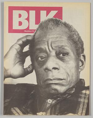 Image for BLK Vol. 1 No. 9