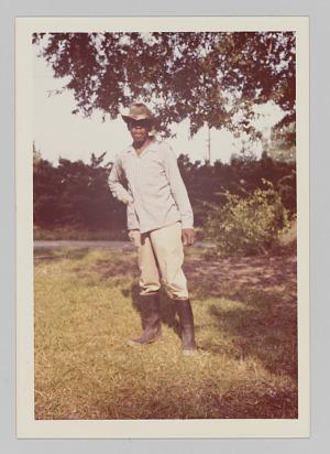 Image for Portrait of Fletcher, Brookhaven, MS