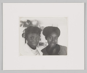 Image for Portrait of Gwen Benjamin and Alice Irvin