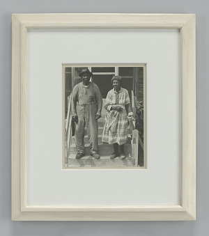 Image for Portrait of Anna and Otho Barnes