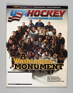 Image for USA Hockey Magazine, Volume 29, Number 3