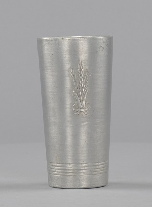 Image for Communion cup used by the Wayman Chapel A.M.E. Church in Lyles Station