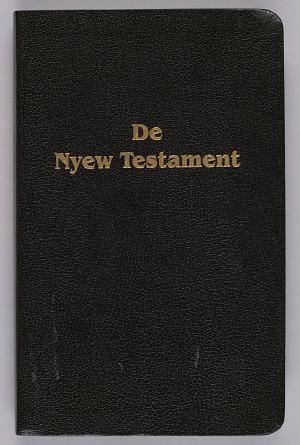 Image for De Nyew Testament