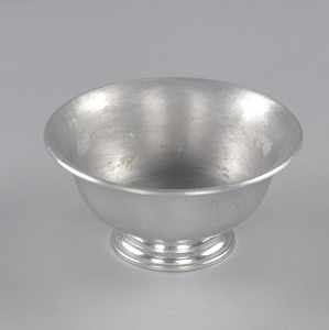 Image for Communion dish used by the Wayman Chapel A.M.E. Church in Lyles Station