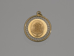Image for Pendant for an Alpha Kappa Alpha member's golden anniversary