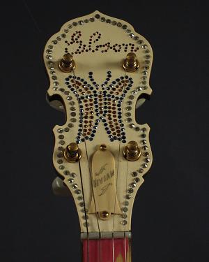 Vivian Hayes' Gibson Tenor Banjo | Smithsonian Institution