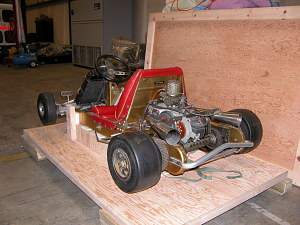 Racing Go-Kart | Smithsonian Institution