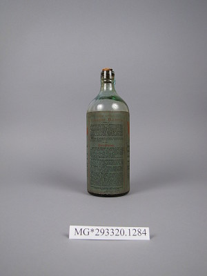 Dr  J  Walker's Vinegar Bitters   Smithsonian Institution