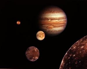 The Galilean Satellites