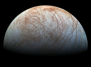View of Europa