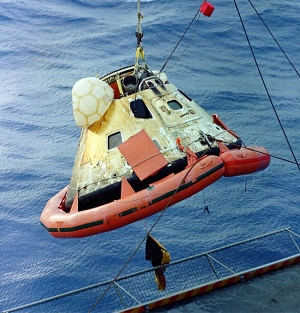 Apollo 8 Water Recovery