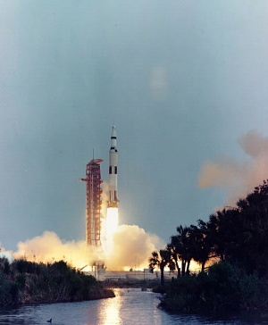 Image result for apollo 13 blast off
