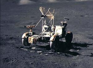Apollo 15 LRV