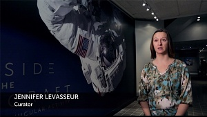 "Behind the Exhibition: ""Outside the Spacecraft: 50 Years of EVA"""