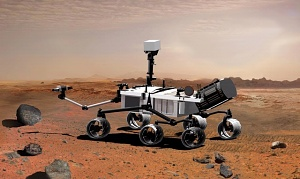 Mars Science Laboratory Rover, Curiosity