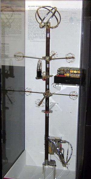 Plasma Wave Detector
