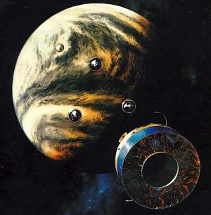 Pioneer-Venus 2 Orbiter Bus and Probes