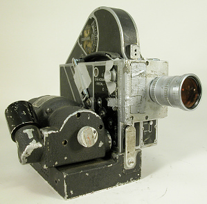 Camera, Motion Picture, Cine-Kodak Special, 16mm
