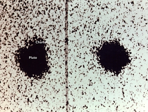 Charon Viewed from Telescope