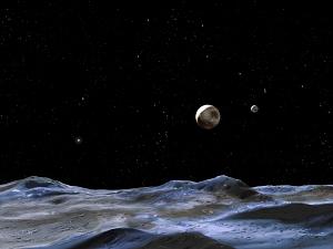 Pluto Artist Concept