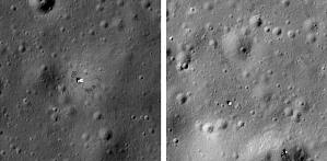 Luna 17 Landing Site